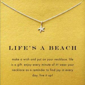 Jewelry - Life's a Beach Sea Star Pendant